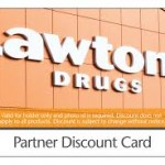 Lawtons discount card